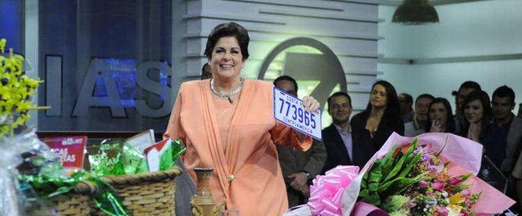 Doña Pilar Said Goodbye To Noon Time News