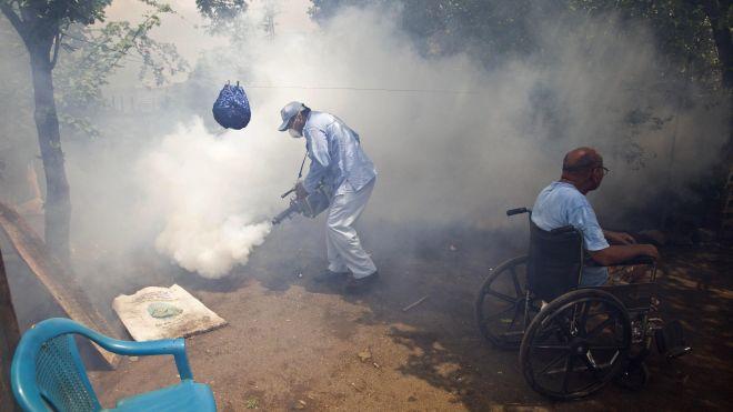 Costa Rica in a tough battle against dengue