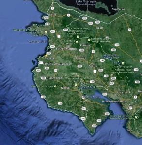 The Gem of Costa Rica, Guanacaste Province