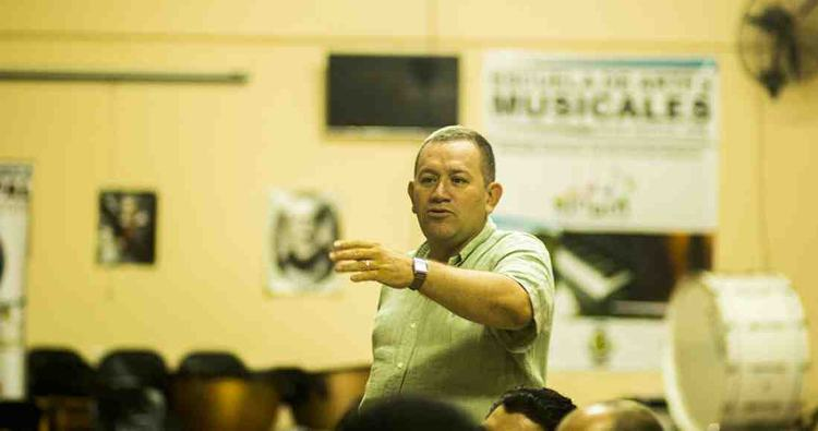 Marcos Jiménez,  Mayor de Nicoya Foto por Daniel Peraza / Photo by Daniel Peraza