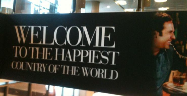 """How Can We Be The """"Happiest Country On The Planet?"""""""