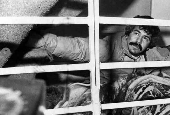 Quintero arrested in Costa Rica on April 4, 1985