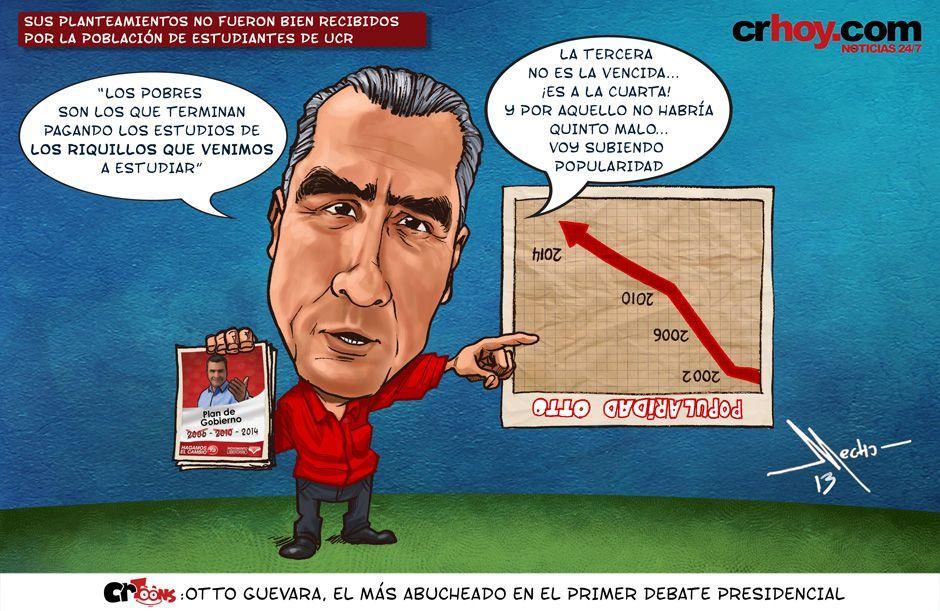 QToons: Otto Guevara