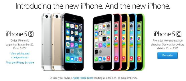 The New iPhone And The New iPhone