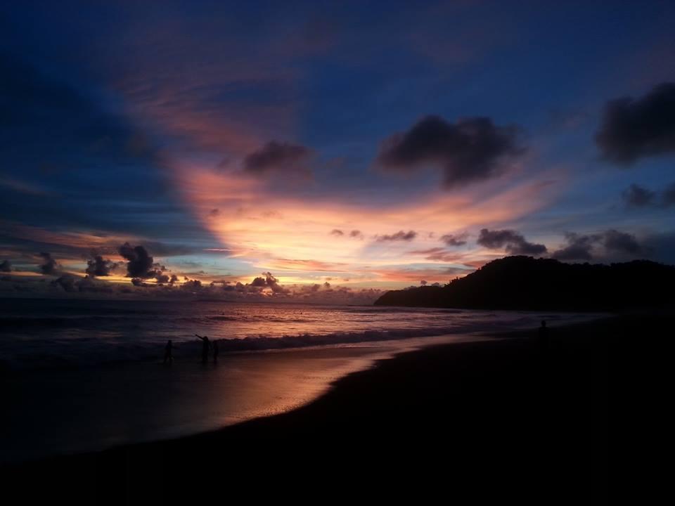 Playa Jacó at Twilight