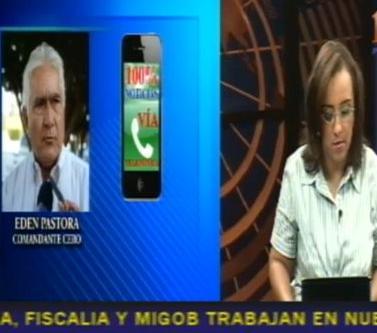 [Video] Pastora Interview Over Isla Calero/Portillos