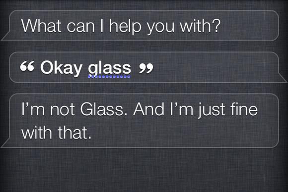 Siri-ously?!