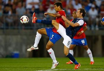 [VIDEO] US vs. Costa Rica: Highlights – Sept. 6, 2013