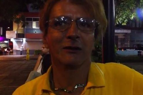 [Video] Wendy Vanessa Interview In Alajuela Park