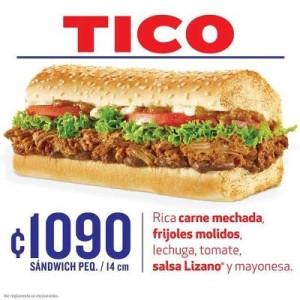"The alternative to the soda for authentic ""tico"" taste."