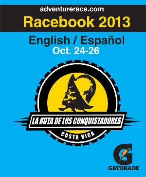 Official Racebook: La Ruta de Los Conquistadores 2013 (pdf)