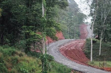 Clandestine Helicopter Pad Found in Costa Rica's Remote North