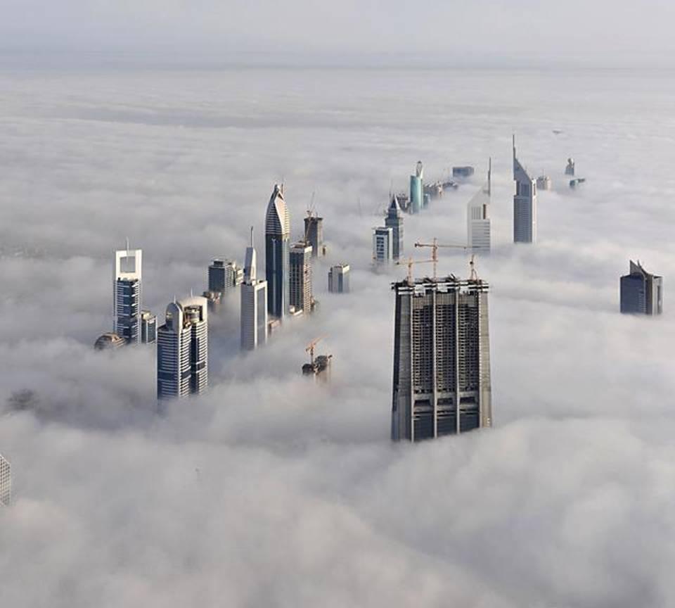 Burj Khalifa Observation Deck, Dubai