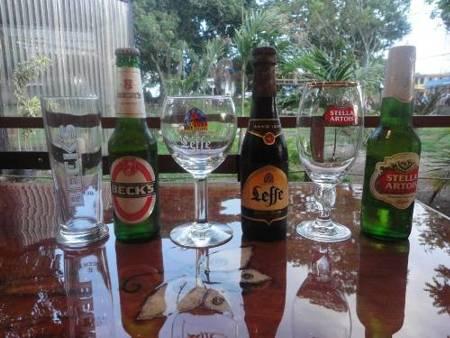 German Style Beer Garden Comes To Costa Rica