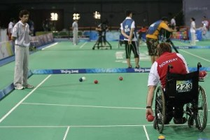 Paralympics Beijing 2008. Photo courtesy  CPISRA