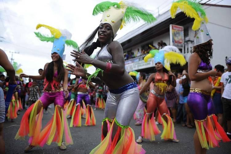 The Grand Parade. Photo La Nacion