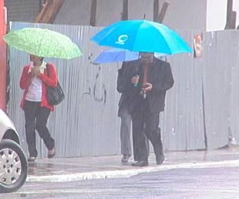 Rainy Season Not Over Yet. Almost.
