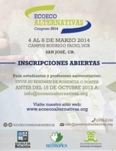 EcoEcoAlternativas2014Presenteunresumen