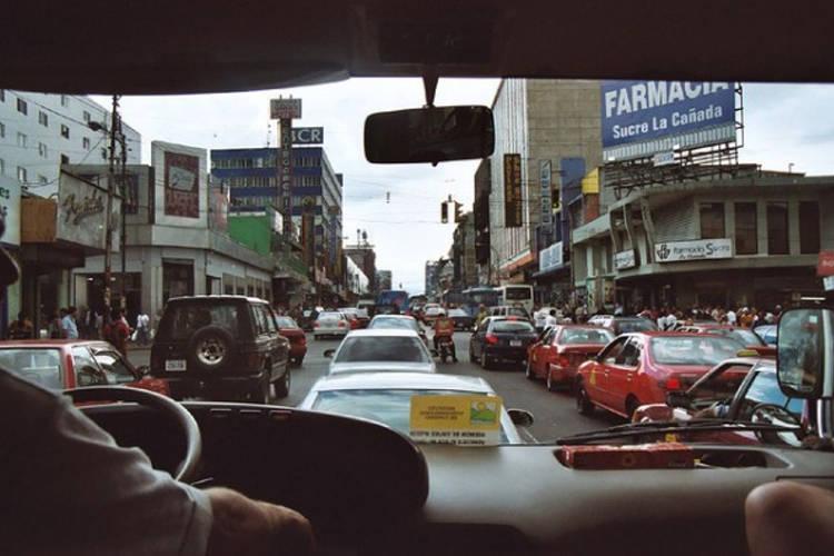 San José traffic congestion. Photo Archives