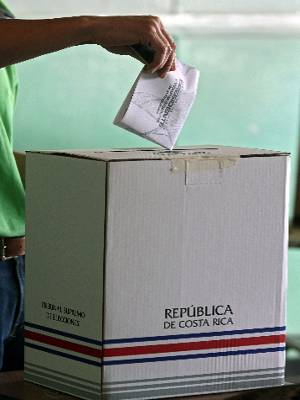 COSTA RICA-ELECTIONS-VOTERS