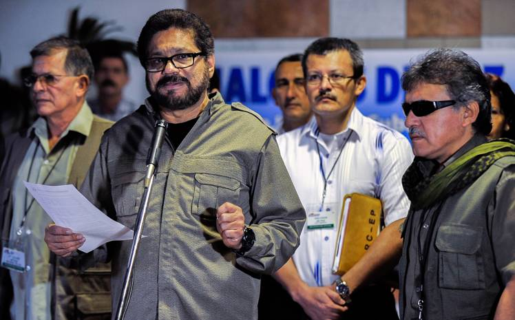 Colombia & FARC Agree But Tough Drug Question Remain