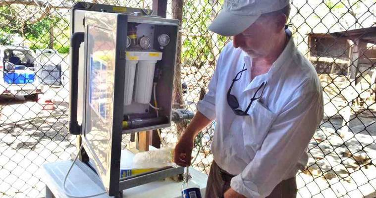 Liberia Company Offers Free Tests for Arsenic Levels in Water