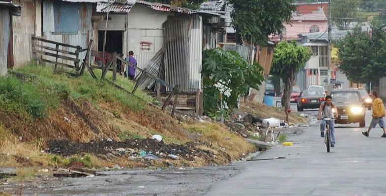 More Costa Rican households fell into poverty in 2019 despite indicator remains at 21%