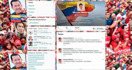 Venezuela Ratifies Claims to U.S. Internet Firm Twitter