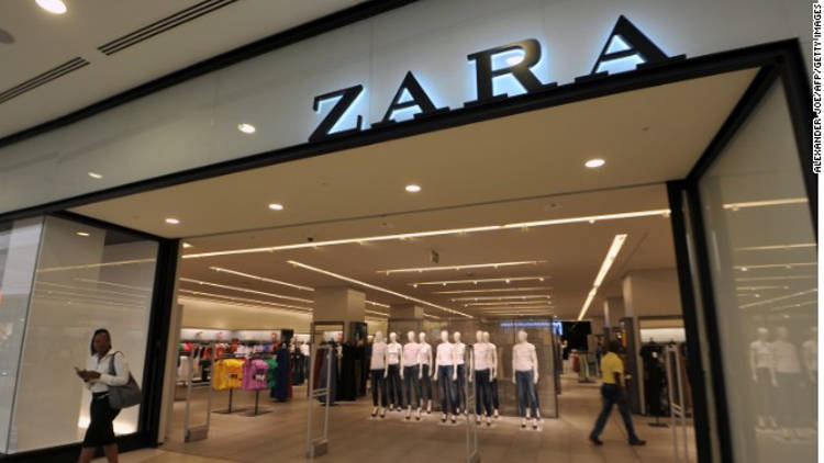 Zara now sells its products online in 23 countries in Europe, the United States, Japan, China and Canada and the brand plans to launch online shopping in Russia in the autumn of this year.