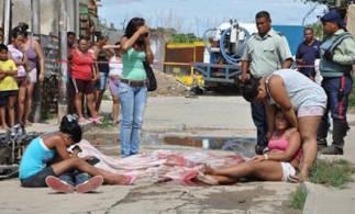 Venezuela Gov't Claims Homicides Down 30%; Really?