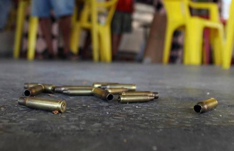TIROTEO ENTRE LA POLICÍA Y SUPUESTOS NARCOTRAFICANTES