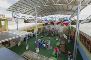 The Asociación Misionera de la Iglesia Episcopal Costarricense, in barrio Cuba, was one of the 347 recipients of the of the 2012 Gordo Navideño lottery money.
