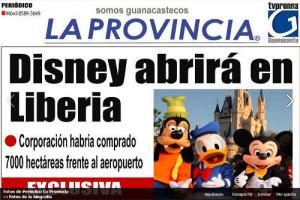 DisneyLiberia