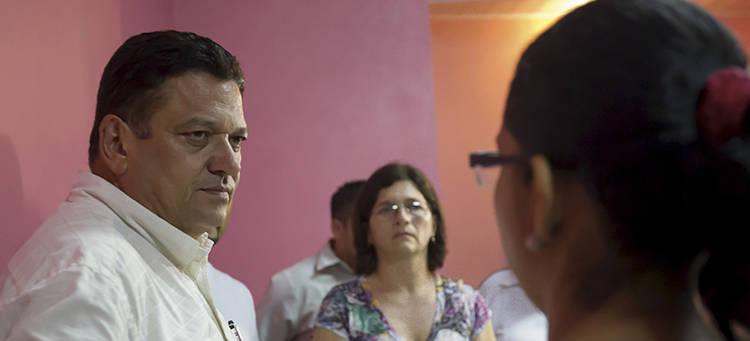 Johnny Araya, former mayor of San José