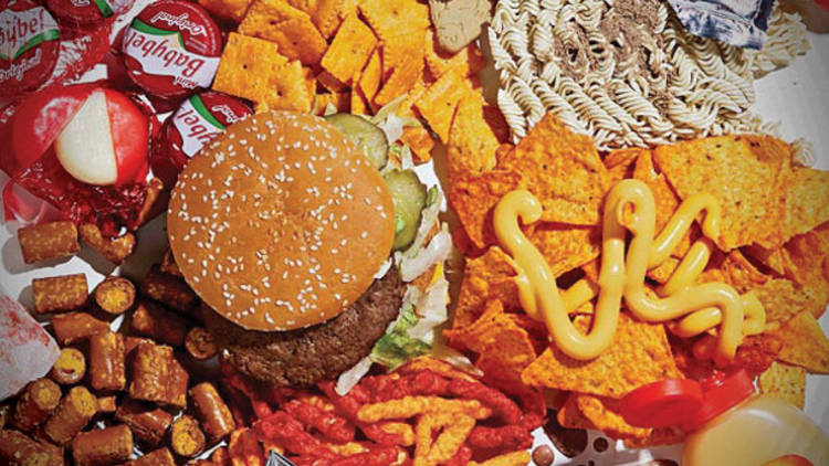Junk Food For The Festival de Luz Can Set A Family Back ¢20.000