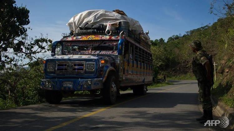 Violence despite Colombia rebels ceasefire