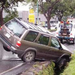 Driving in Costa Rica is no easy feat ...mainly due to lack or absence of road and vehicle maintenance.