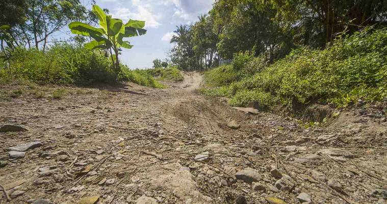 Streets of Matapalo in Samara Will Receive Maintenance After 20 Years