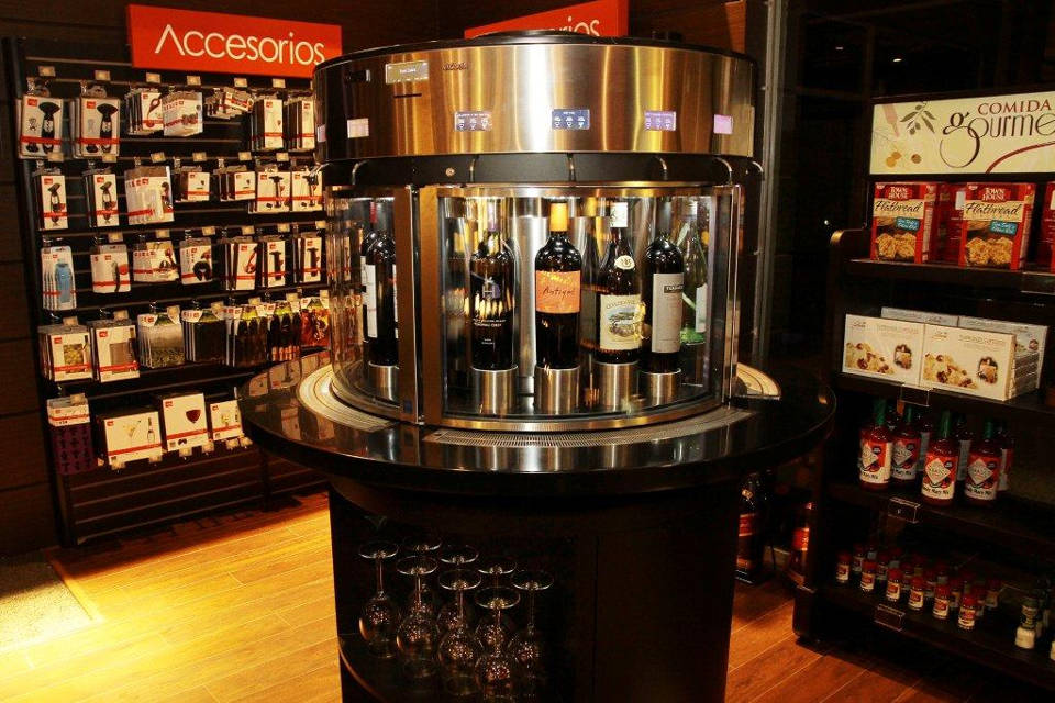 A Brand New Way of Enjoying Wine By The Glass