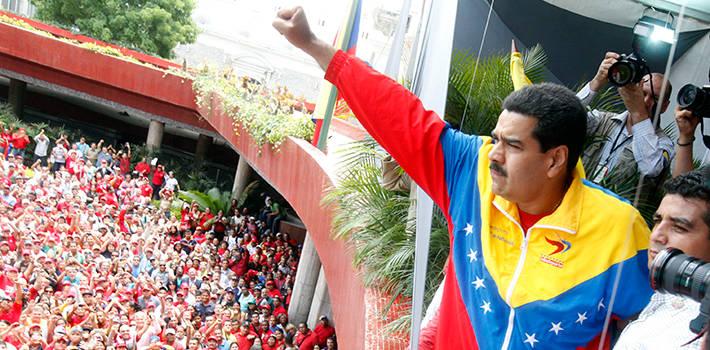 Venezuela Finally Turns Communist