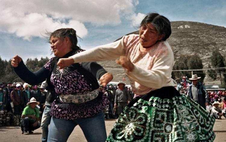 Takanakuy: Peru's Fist Fighting Christmas Tradition