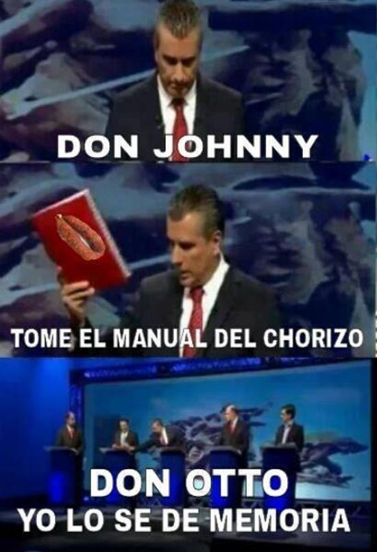 """""""Don Otto"""" and """"Don Johnny"""""""