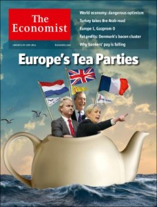 From The Economist Euorpe's Teat Party print edition