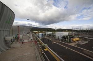 "Geothermal Plant ""Las Pailas"" in Costa Rica"