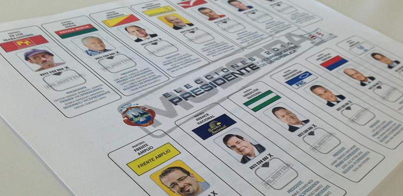 Costa Rica Votes!