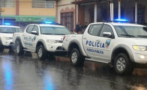 The radio patrol tracking system used by Costa Rica's Fuerza Publica has prevented 72 robberies since April. (Courtesy of the Ministerio de Seguridad Publica)