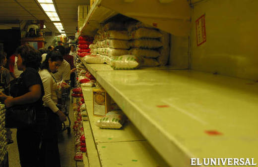 Inflation in Venezuela hits highest level since 1996 despite controls