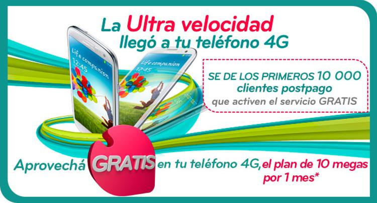 Kolbi begins 4G LTE service in Costa Rica on March 13. First 10.000 customers will get one month free!