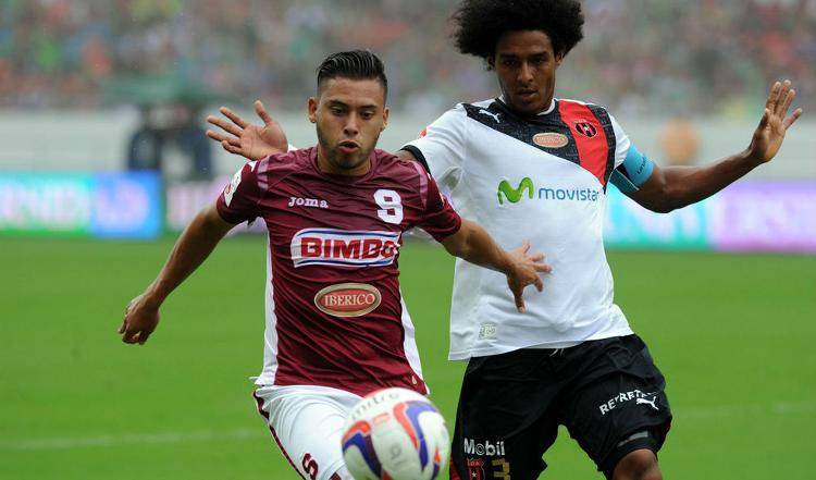 """Rivals Alajuelense and Saprissa play today in the """"clasico nacional"""" at 4:30pm a the National Stadium in La Sabana."""