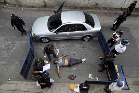 Guatemala: 11 killed, 12 wounded in 12-hour period
